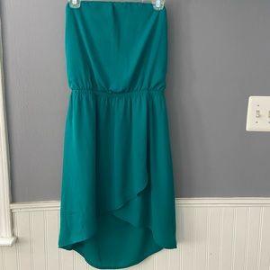 Express Size Medium Strapless Dress